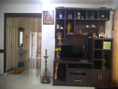 Gallery Cover Image of 1350 Sq.ft 2 BHK Apartment for rent in Aratt Divya Jyothi Lake View County, Begur for 27000