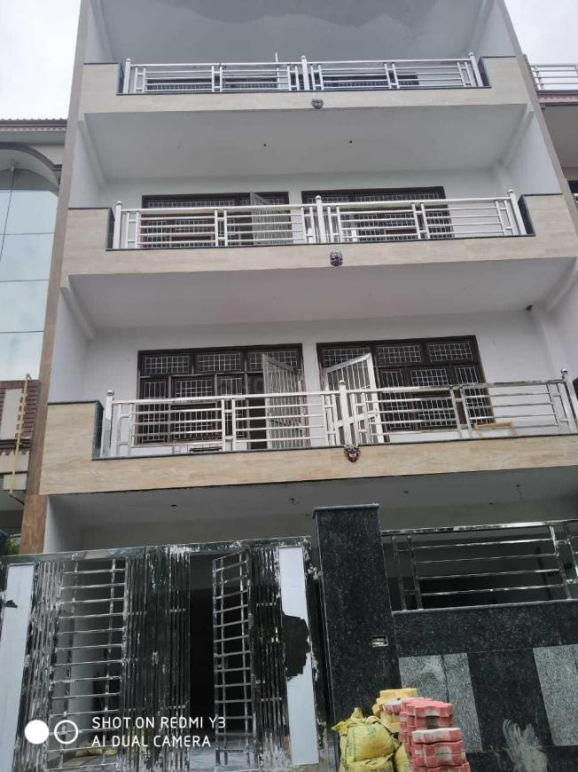 Building Image of 1755 Sq.ft 4 BHK Independent House for rent in RHO I for 20000