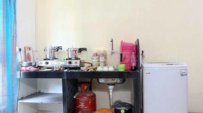 Kitchen Image of 2c Liberty Society in Koregaon Park