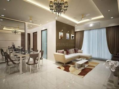 Gallery Cover Image of 1400 Sq.ft 3 BHK Apartment for rent in Bandra West for 180000