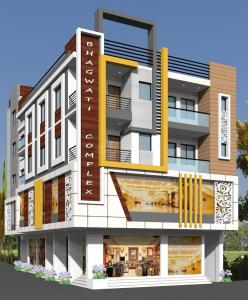 Gallery Cover Image of 1000 Sq.ft 3 BHK Apartment for buy in Morar for 4000000