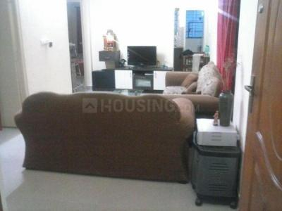 Gallery Cover Image of 750 Sq.ft 2 BHK Apartment for buy in Manya Arena Apartment, Hulimavu for 3800000