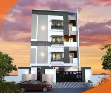 Gallery Cover Image of 840 Sq.ft 2 BHK Apartment for buy in Nesapakkam for 7850118