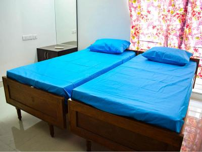 Bedroom Image of Zolo Stay in Thoraipakkam