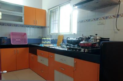 Kitchen Image of Twosharing in Wadgaon Sheri