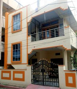 Gallery Cover Image of 1000 Sq.ft 1 BHK Independent House for rent in Karwan for 7500