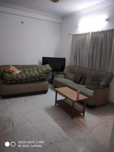 Gallery Cover Image of 1200 Sq.ft 3 BHK Apartment for rent in Moranapalli for 28000