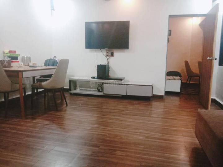 Hall Image of 1100 Sq.ft 4 BHK Apartment for buy in Om Sai Chaya CHS, Juinagar for 8500000