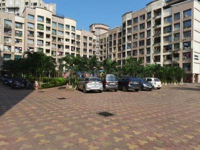 Gallery Cover Image of 650 Sq.ft 1 BHK Apartment for rent in Agarwal Krishna Gardens, Virar West for 8500