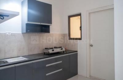 Kitchen Image of Manbhum Rhapsody_2bhk_109 in Gachibowli
