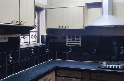 Kitchen Image of Girls PG in JP Nagar