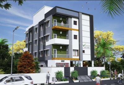Gallery Cover Image of 770 Sq.ft 2 BHK Apartment for buy in Chromepet for 5929000