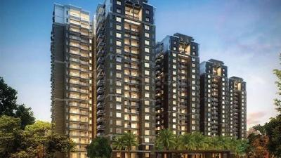 Gallery Cover Image of 1682 Sq.ft 3 BHK Apartment for buy in Thanisandra for 19000000