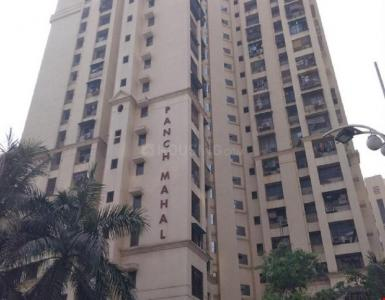 Gallery Cover Image of 1000 Sq.ft 2 BHK Apartment for rent in Powai for 49000