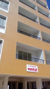 Gallery Cover Image of 550 Sq.ft 1 BHK Apartment for rent in Dhayari for 6000