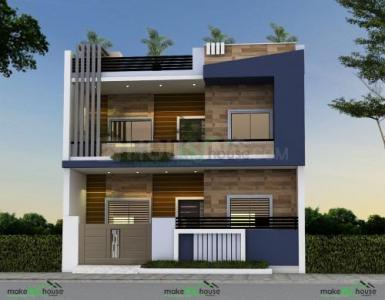 Gallery Cover Image of 1100 Sq.ft 3 BHK Independent House for buy in Bhicholi Mardana for 3650000