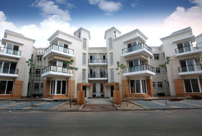 Building Image of 1960 Sq.ft 3 BHK Independent Floor for rent in Sector 70A for 20000