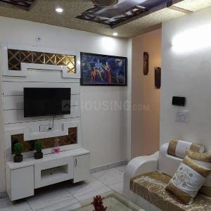 Gallery Cover Image of 900 Sq.ft 3 BHK Independent Floor for rent in Uttam Nagar for 15300