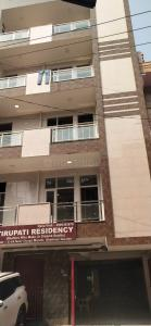 Gallery Cover Image of 450 Sq.ft 1 BHK Apartment for rent in Rajendra Nagar for 10000