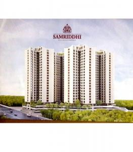 Gallery Cover Image of 1026 Sq.ft 2 BHK Apartment for rent in Ashish Samriddhi, Mira Road East for 20000