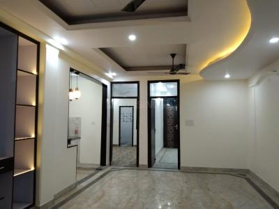 Gallery Cover Image of 1200 Sq.ft 3 BHK Apartment for buy in Niti Khand for 5700000