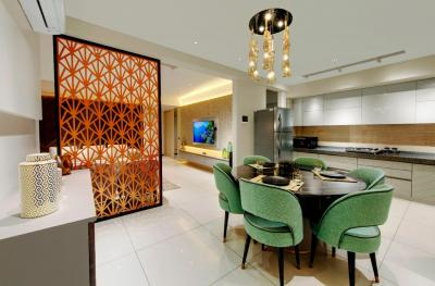 Gallery Cover Image of 1585 Sq.ft 3 BHK Apartment for buy in Sheetal Westpark, Vastrapur for 8559000