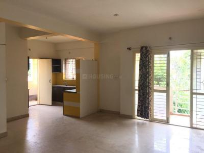 Gallery Cover Image of 1320 Sq.ft 3 BHK Independent Floor for rent in Hebbal Kempapura for 22000