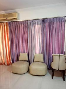 Gallery Cover Image of 1120 Sq.ft 2 BHK Apartment for rent in Nerul for 42000
