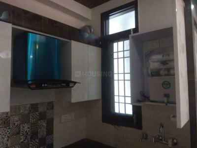 Gallery Cover Image of 550 Sq.ft 1 BHK Independent Floor for rent in Shakti Khand for 10000