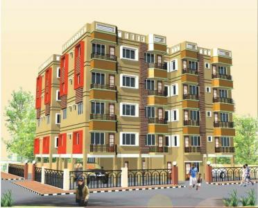 Gallery Cover Image of 725 Sq.ft 2 BHK Apartment for buy in Mankundu for 1595000