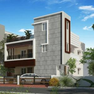 Gallery Cover Image of 1050 Sq.ft 2 BHK Independent House for rent in Kattupakkam for 13000