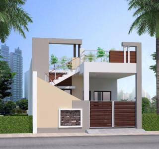 Gallery Cover Image of 1039 Sq.ft 2 BHK Independent House for buy in Laxmi Green City, Risali for 3150000