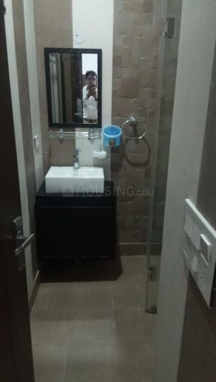 Bathroom Image of Ggirls PG With 2 Time Meal 10000 With Electricity Without Ac in Malviya Nagar