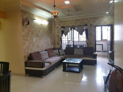 Gallery Cover Image of 1210 Sq.ft 2 BHK Apartment for rent in Wadgaon Sheri for 33000