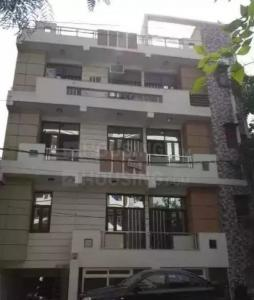Gallery Cover Image of 580 Sq.ft 1 BHK Independent Floor for rent in Vaishali for 12000