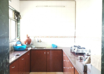 Gallery Cover Image of 1367 Sq.ft 3 BHK Independent Floor for rent in Vashi for 60000