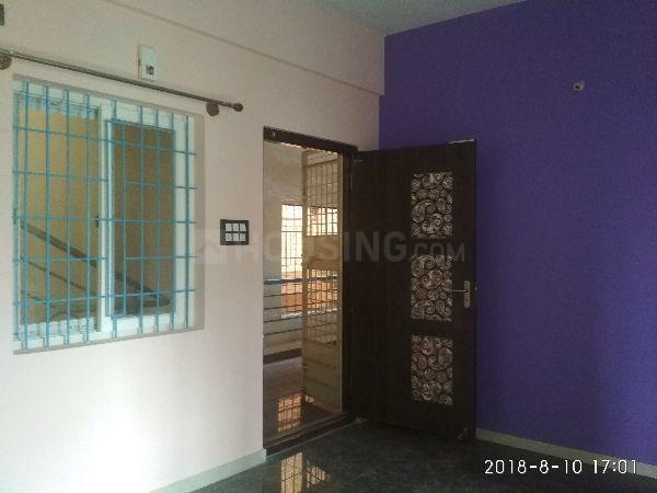 Living Room Image of 600 Sq.ft 1 BHK Apartment for rent in JP Nagar for 14000