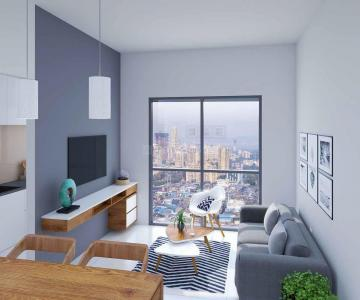 Gallery Cover Image of 346 Sq.ft 1 RK Apartment for buy in Bhandup West for 4000000