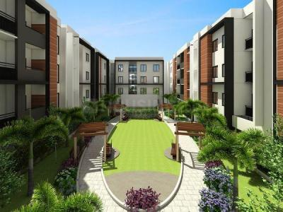Gallery Cover Image of 1434 Sq.ft 3 BHK Apartment for buy in Karappakam for 6595000