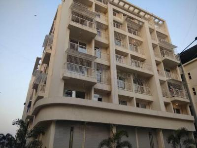 Gallery Cover Image of 750 Sq.ft 1 BHK Apartment for rent in N K R Shagun Corner, Ulwe for 9000