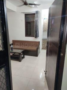 Gallery Cover Image of 500 Sq.ft 1 BHK Independent House for rent in Sheikh Sarai for 17000