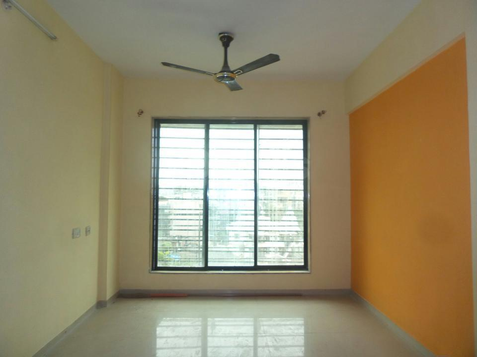 Living Room Image of 605 Sq.ft 1 BHK Apartment for rent in Kamothe for 13000