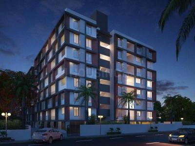 Gallery Cover Image of 1128 Sq.ft 3 BHK Apartment for buy in Vejalpur for 4237000