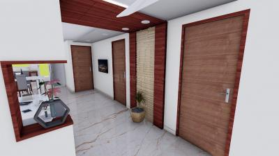 Gallery Cover Image of 2200 Sq.ft 4 BHK Apartment for rent in Sector 22 Dwarka for 40000