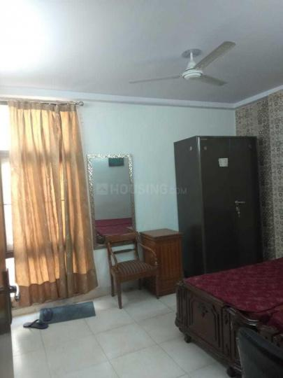 Bedroom Image of 500 Sq.ft 1 BHK Independent Floor for rent in Patel Nagar for 25000