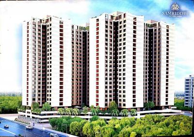 Gallery Cover Image of 1026 Sq.ft 2 BHK Apartment for buy in Ashish Samriddhi, Mira Road East for 8900000