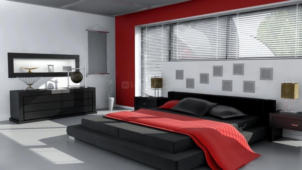 Bedroom Image of 1247 Sq.ft 3 BHK Villa for buy in Munnekollal for 5600000