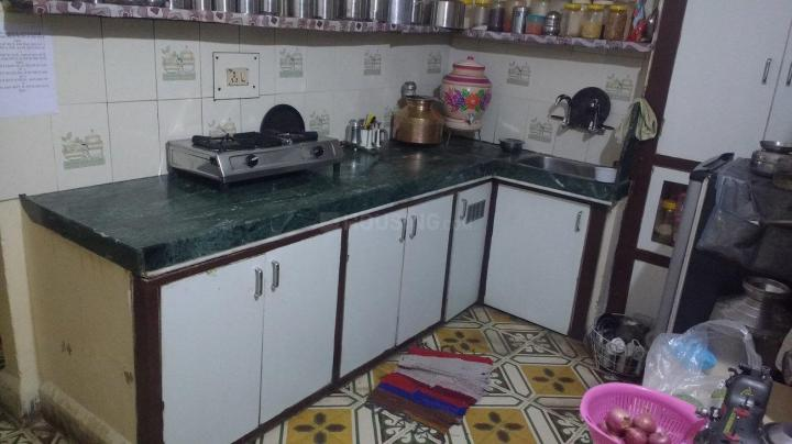 Kitchen Image of 650 Sq.ft 1 BHK Independent House for buy in Kalani Nagar for 4800000