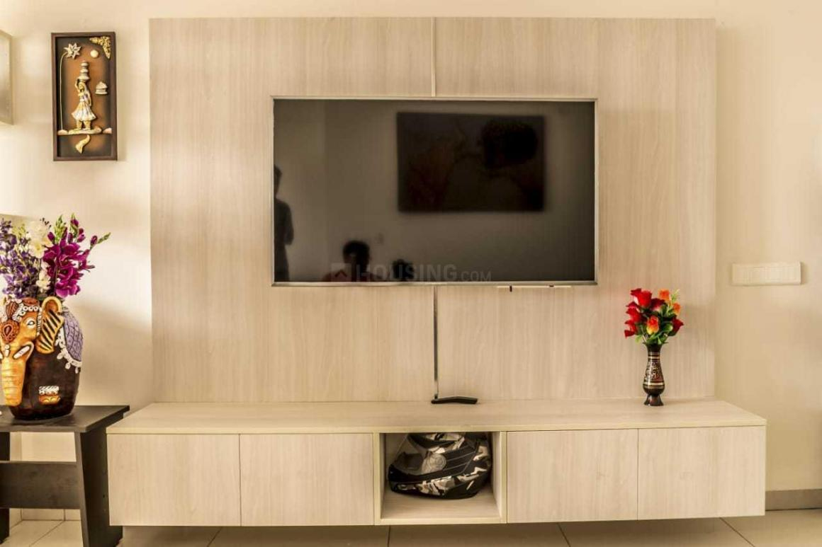 Living Room Image of 652 Sq.ft 1 BHK Apartment for buy in Balagere for 4300000