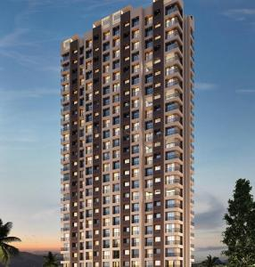 Gallery Cover Image of 555 Sq.ft 1 BHK Apartment for buy in Ornate Height, Vasai East for 3450000